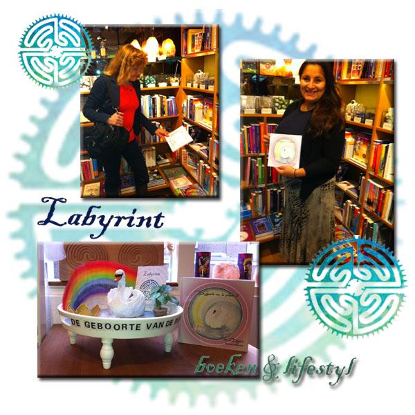 boekenwinkel Labyrinth