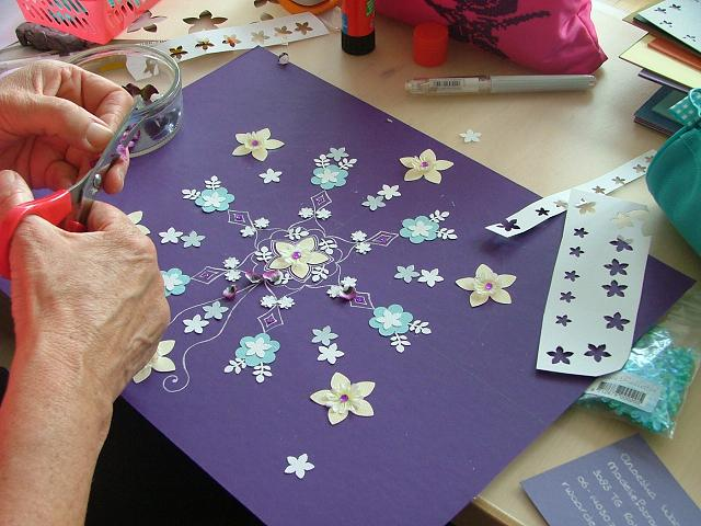 Workshop Bloemenmandala