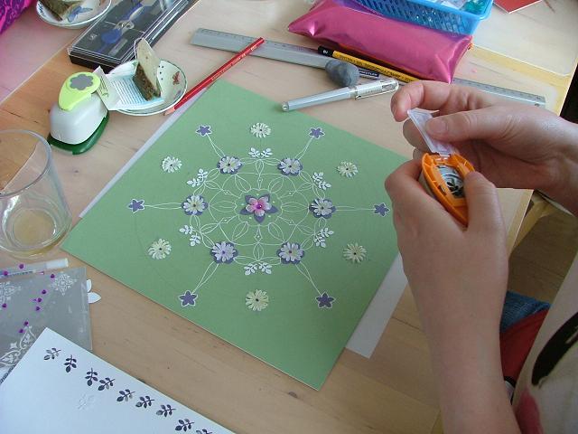 Workshop Bloemenmandala