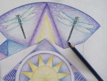 Hand Mandala Inspiratiebron